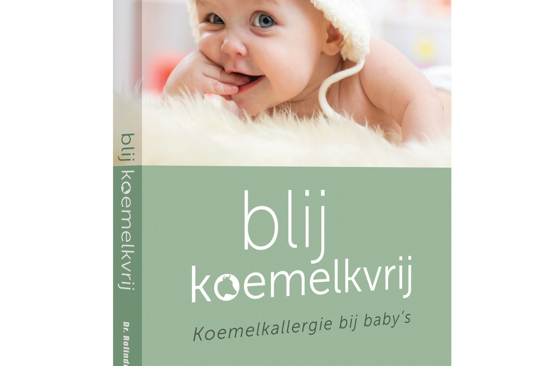Boek Koemelkallergie bij baby's